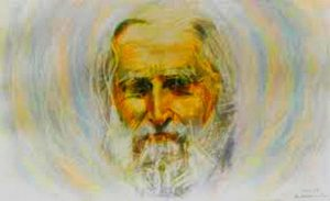 материя дух бог петър дънов