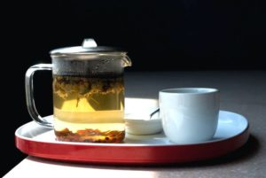 Билков чай с риган.