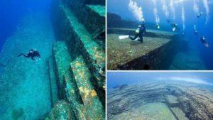 Загадката на японската Атлантида остава неразгадана - невероятен подводен комплекс .