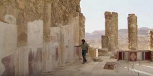 Дворецът на цар Ирод Велики.