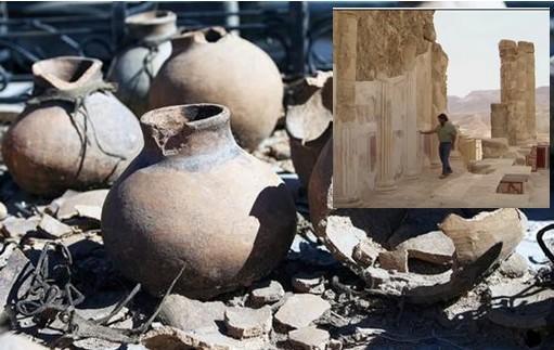 Откриха древни семена в 2000-годишен глинен съд