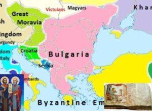 България по времето на цар Симеон е била в разцвет.