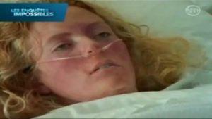 Джийн Хилиард в болницата.
