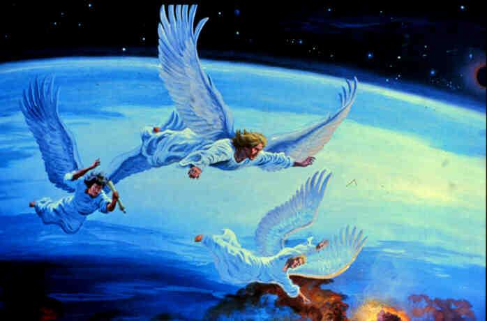Пророчество от Откровение! Вестите на ангелите – какво послание носят?