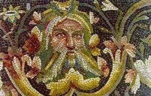 Могъщ бог на реките Ахелой, баща на сирените.