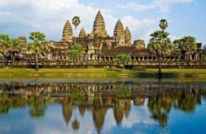 Открити са уникални древни градове в областта на Ангор Ват в Камбоджа с модерна лазерна технология.