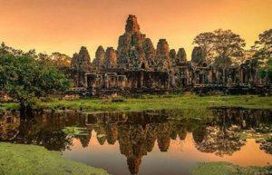 Храм в Ангкор Том