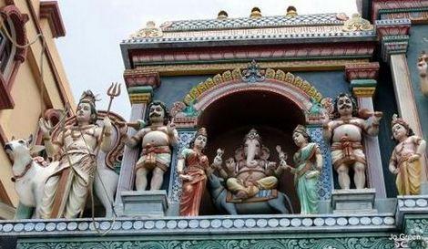 Ганеша: легендарният езически мъдър индийски бог, който премахва пречките