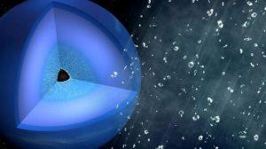 Дъжд от диаманти вали на планетите Уран и Нептун