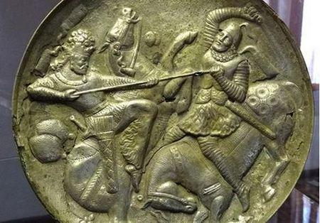 Непозната древна технология за нанасяне на злато и метали изумява учените