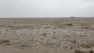 Природен феномен – ураганът Ирма е изсмукал водите на плажовете на Бахамите! Изглед след опустошението на урагана!