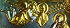 Как занаятчиите преди векове са постигали сложно покритие със злато, като например златния олтар Свети Амброжио от 825 г., сега излиза наяве. American Chemical Society