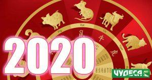 2020 китайски хороскоп, календар, зодии, съвместимост