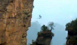 Заснет е летящ дракон в небето над Китай! Истина ли е?