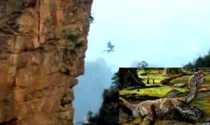 Otkrit e skelet na nov vid dinozavar i e zasnet drug letyasht dinozavar 6