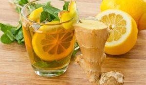 Билков чай от джинджифил за отслабване и да пречистване