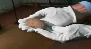 Археолозите са открили нови артефакти представляващи керамични плочки, пример за една от най-ранните писмени системи в света в близост до Нова Загора