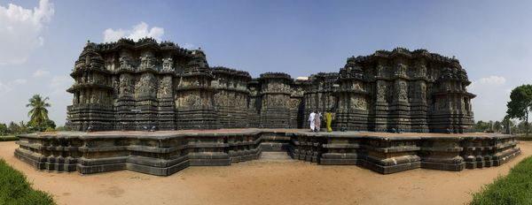 Hoysaleswara - храм в Индия изумява учените с технологията на построяването му