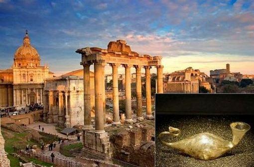 Гъвкаво стъкло – едно изгубено изобретение на римляните