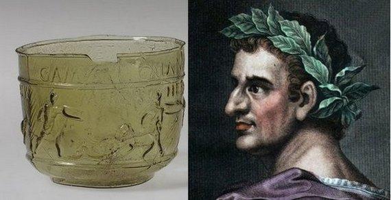 Римско стъкло и Тиберий Цезар