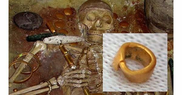 Във Варна са открити останки на погребан богат мъж със златни предмети и пръстен