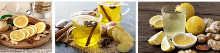 чай джинджифил за отслабване в корема