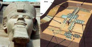 Гробницата KV5 - най-голямата в Долината на царете, която се намира само на 70 метра от гробницата на Тутанкамон.