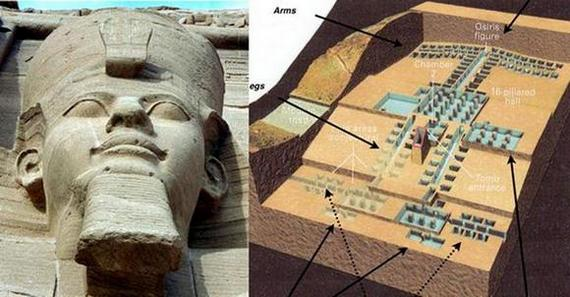 Тайнствената мумия на Майхерпери и гробницата му пълна със съкровища