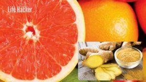 Пречистващата напитка с джинджифил действа по-добре от популярната вода с лимон, и помага за отслабване в областта на корема.