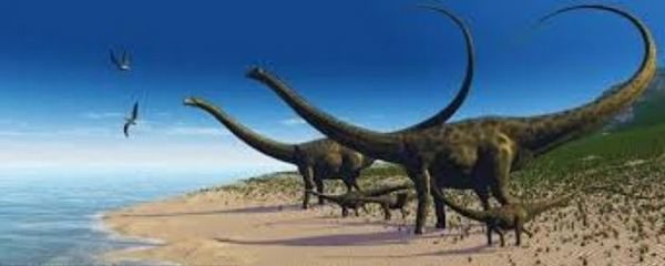 Учените откриват огромни отпечатъци на динозаври