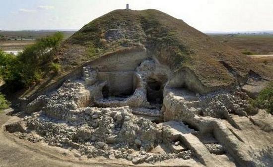 Най-древната златна бижутерия в Европа е открита в България