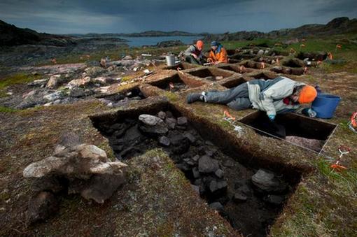 Винланд - един от изгубените легендарни градове, които са били открити