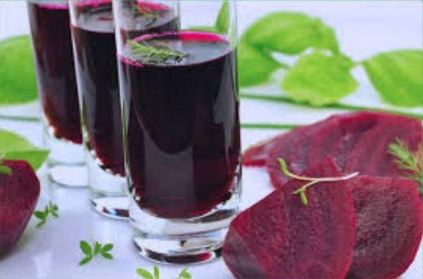 Сокът от корена на цвеклото - при рак на черния дроб, левкемия и други болести