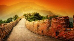 Известната Велика китайска стена има подземен аналог. Тя е била скрита за хиляда години.