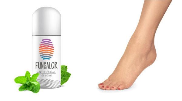Fungalor feet