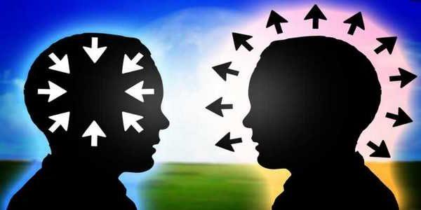 Екстроверт и интроверт