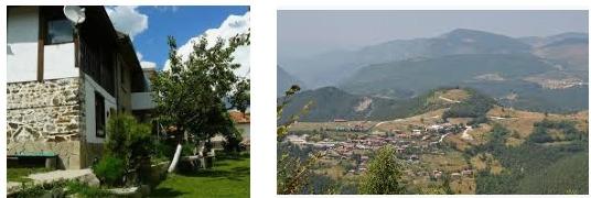 Белинташ, село Врата