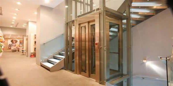 съновник пропадане с асансьор