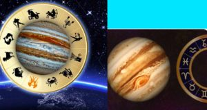 Юпитер в зодиакалните знаци