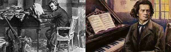 Лудвиг ван Бетховен (Бетовен) - творчество