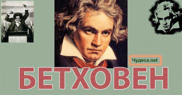 Лудвиг ван Бетховен (Бетовен) - биография