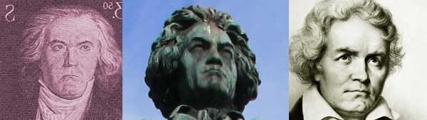 Лудвиг ван Бетховен (Бетовен) - факти, симфония