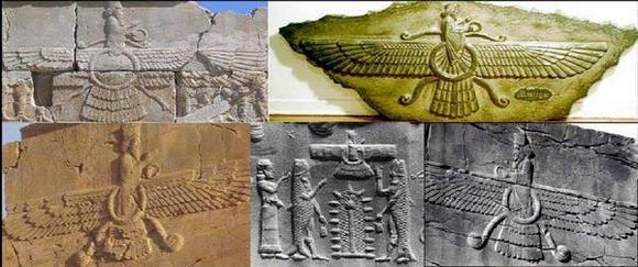 Анунаки в древните легенди на шумерите и на други народи