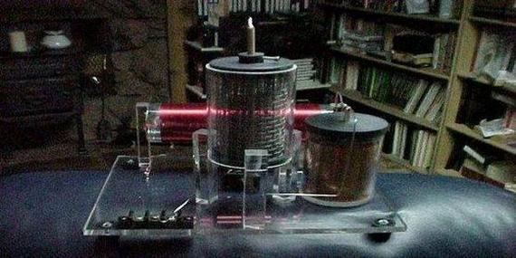 Генератор на свободна енергия