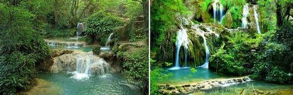 Крушунски водопади – село Крушуна е на около 30 км. от Деветашката пещера