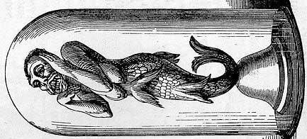 древна русалка, легенди
