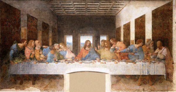 Тайната вечеря -4, Шифърът на Леонардо да Винчи - 10