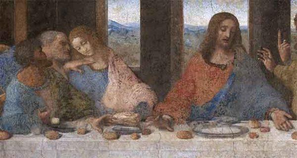 Тайната вечеря -2, Шифърът на Леонардо да Винчи - 10