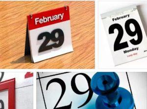 високосна година 29 февруари