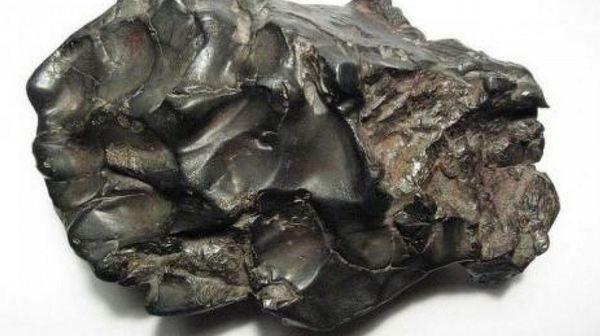 Сихоте-Алинският железен метеорит